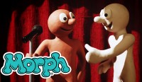 Morph shortlisted for a British Comedy Award