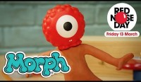 Morph & Chas make Comic Relief special episode!
