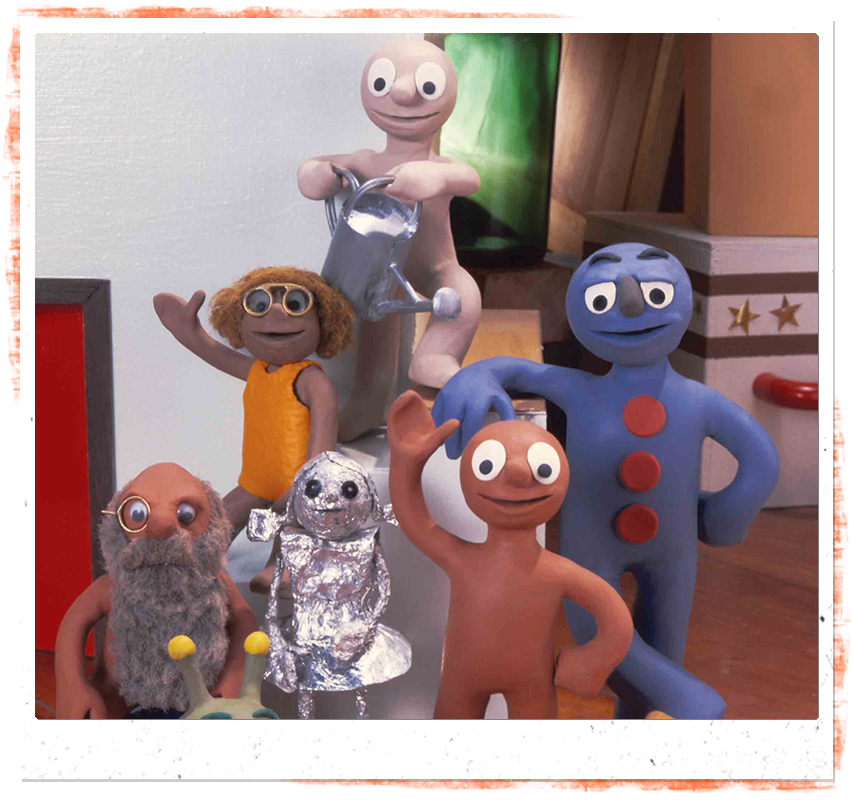 All New Adventures Of Morph Remastered Morph