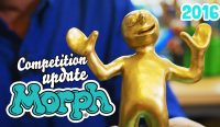 Golden Morph Animation Competition 2016!